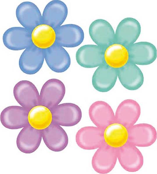 Fleur Dessin Facile Couleur