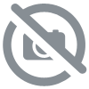 LOT DE 40 SERVIETTES PAPIER ROUGE